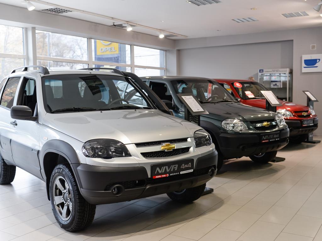 Лаура-Тула Chevrolet Niva