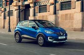 Новый Renault KAPTUR