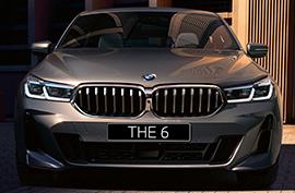 Встречайте новый BMW 6 серии GT