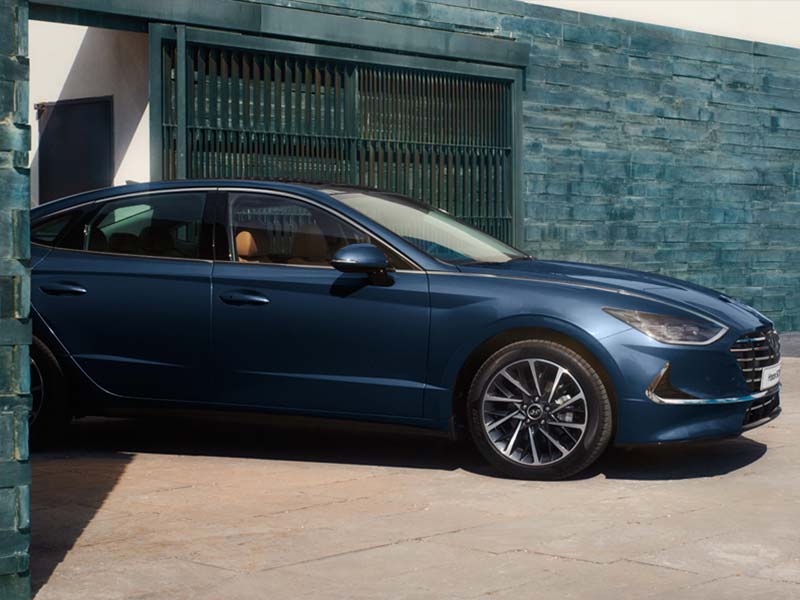 Hyundai SONATA с выгодой до 196 000 ₽