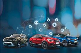 Renault Connect – новые подключаемые сервисы для жизни